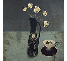 The Vintage Vase Photographic Print