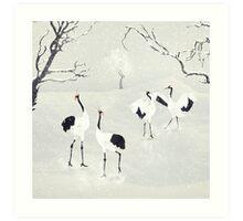 Love's Dance Art Print
