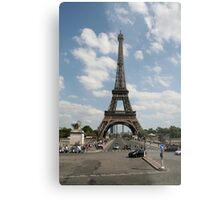 Eiffel Tower during the day Metal Print