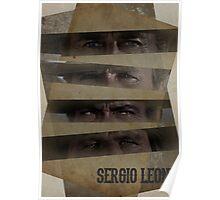 Sergio Leone's buddies Poster