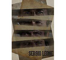 Sergio Leone's buddies Photographic Print