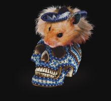 Day of the Dead Hamster One Piece - Long Sleeve