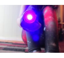 Sonic Screwdriver Photographic Print