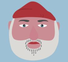 Steve Zissou by monkeybrain
