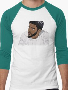 J. Cole Cartoon  T-Shirt