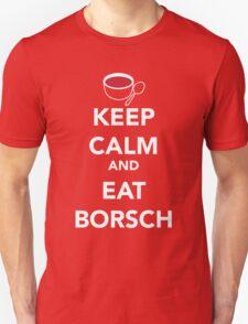 Keep Calm and Eat Borsch T-Shirt