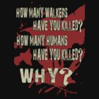 Zombies - 3 Questions by perilpress