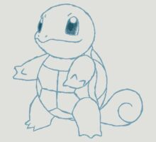 Squirtle by Keelin  Small