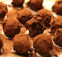 Baileys Chocolate Truffles by JakeNewman
