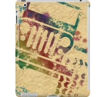 JEEP ipad case iPad Case/Skin