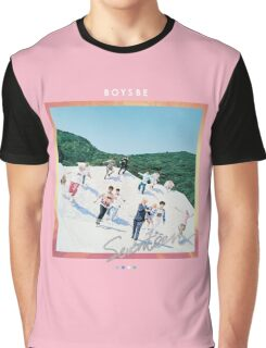 Seventeen 'Boys Be' Graphic T-Shirt