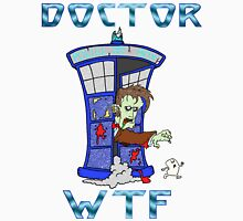 Zombie Doctor Who Unisex T-Shirt