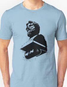 Powerful Black Bust T-Shirt