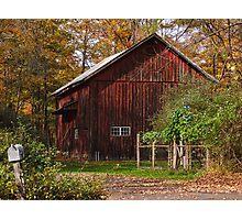 Fruitful Farm Photographic Print