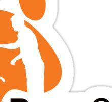 Paws College marketing materials Sticker