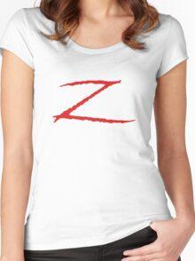 Zorro Women's Fitted Scoop T-Shirt