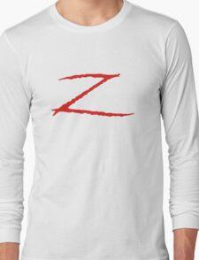 Zorro Long Sleeve T-Shirt