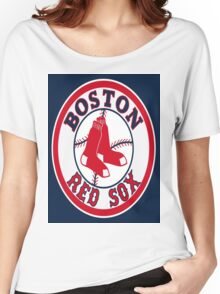 Boston Red Sox Women's Relaxed Fit T-Shirt