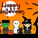 Happy Halloween by arlain