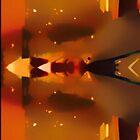 Autumn space  by Ashoka Chowta