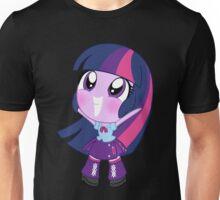 cute Equestria girls - twilight Unisex T-Shirt