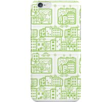 City streets pattern iPhone Case/Skin