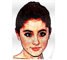 Ariana Grande 1 Poster