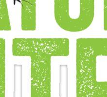 Nature Bites - Mosquitos Sticker