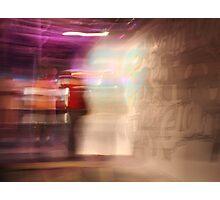Art Show Blur Photographic Print