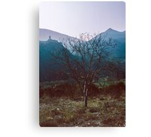 Nera Valley 19840409 0024 Canvas Print