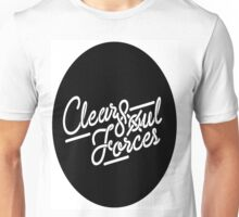 Clear Soul Forces Unisex T-Shirt