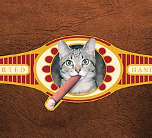 Cuban George (Cigar Label) by Sebastian Sindermann