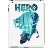 Hero Stamp iPad Case/Skin