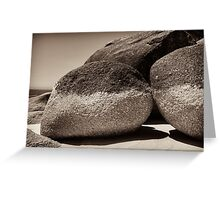 wilsons promontory landscape 5 Greeting Card