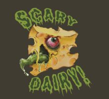 SCARY DAIRY!  by Sarah Myer