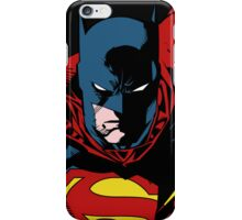 Batman x Clark Kent iPhone Case/Skin