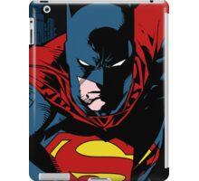 Batman x Clark Kent iPad Case/Skin