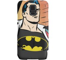 Superman x Bruce Wayne Samsung Galaxy Case/Skin