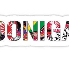 Hoonigan Sticker Bomb Sticker