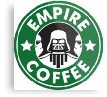 Empire Coffee Metal Print