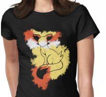 Fennekin - Alternate Womens Fitted T-Shirt
