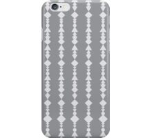Gray and White Aztec Iphone Case iPhone Case/Skin