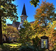 Beauty Surrounds God's House by Adam Bykowski