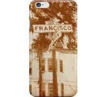 """Francisco"" iPhone Case/Skin"