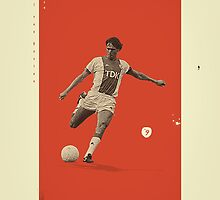Van Basten by Jim Roberts