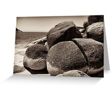 wilsons promontory landscape 6 Greeting Card