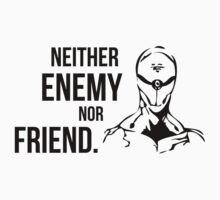 Neither Enemy Nor Friend - Gray Fox - Metal Gear Solid [Light Edition] by Sandy W