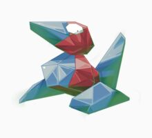 Porygon by MBLOCK