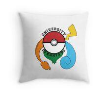 Pokemon - University Of Kanto '96 Throw Pillow