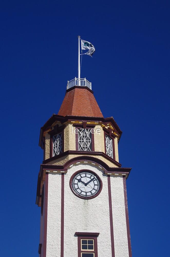 Old Post Office, Rotorua by lezvee